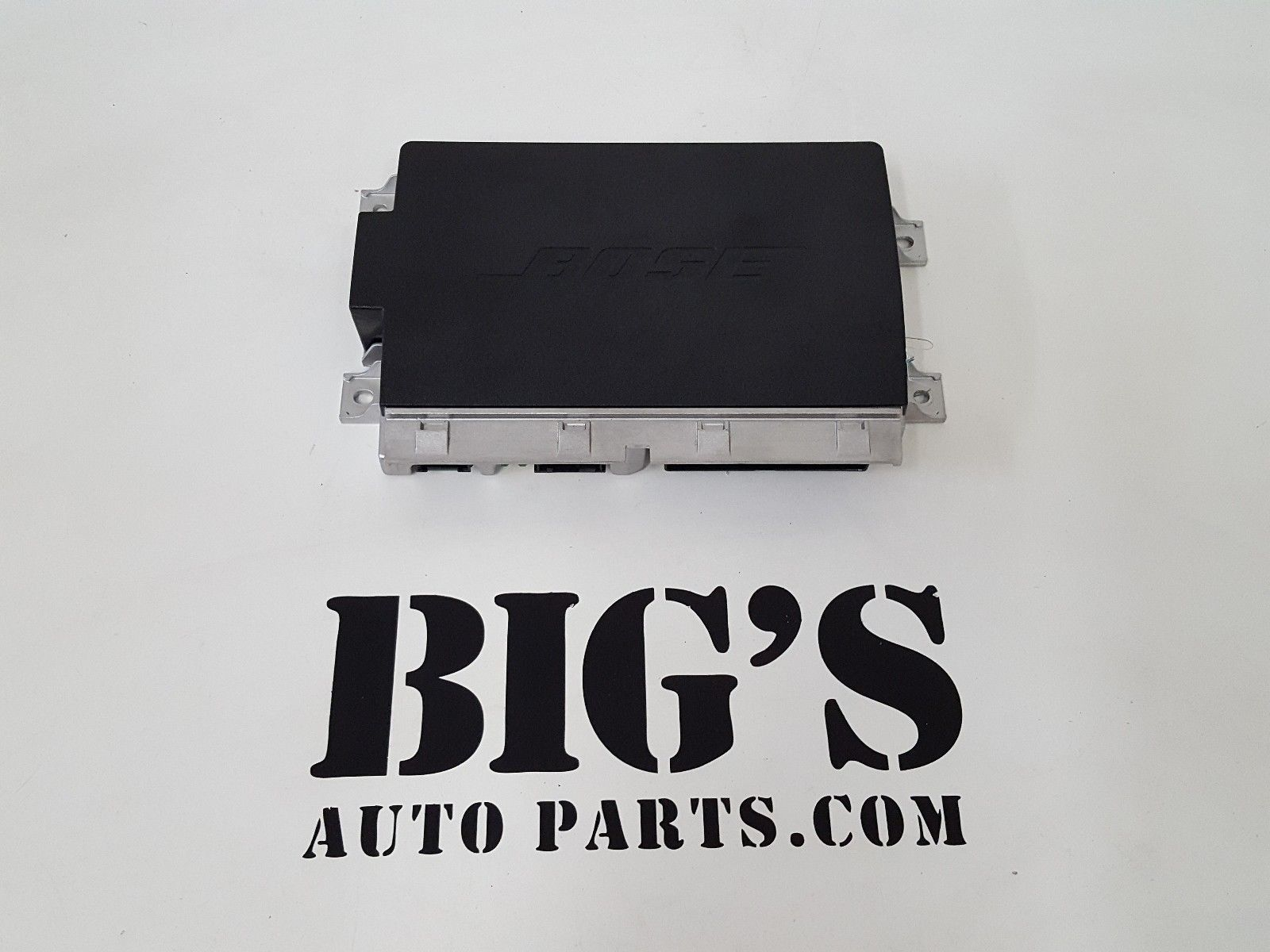 2016 2017 2018 AUDI A6 S6 RS6 A7 S7 RS7 Quattro Sound System-Amplifier OEM  USED