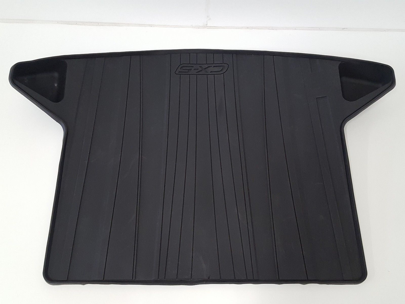 2017 2016 Mazda Cx 5 Rear Rubber Cargo Mat Oem Used 0000 8d R01 Home Other